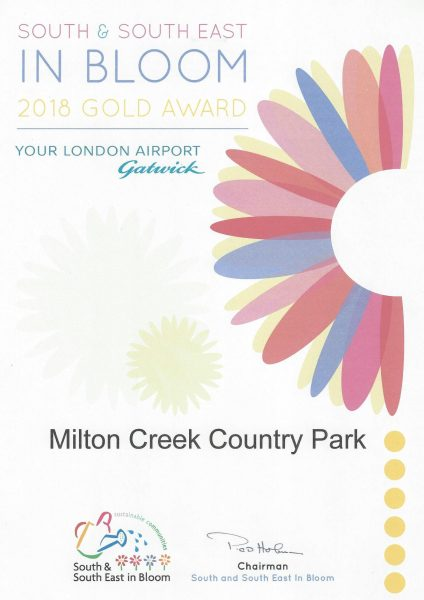 South East In Bloom – 2018 Gold Award