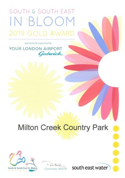 South East In Bloom – 2019 Gold Award