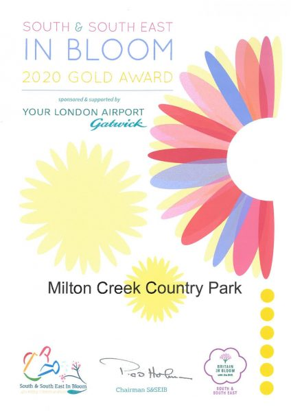 South East In Bloom – 2020 Gold Award