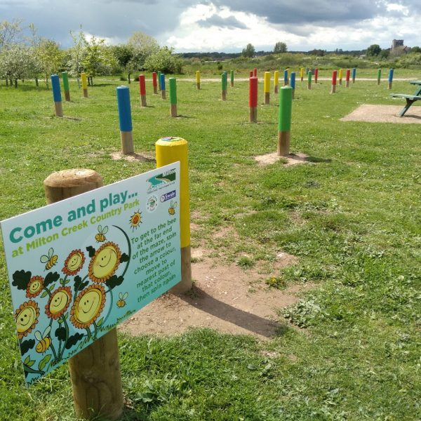 Milton Creek Country Park - Our Projects