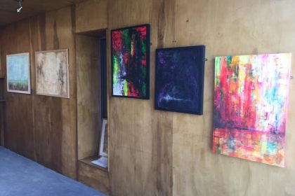 Some of Sioux Peto's paintings
